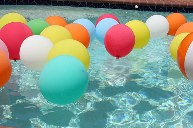 Pool Party Ideas For Teens At Night
